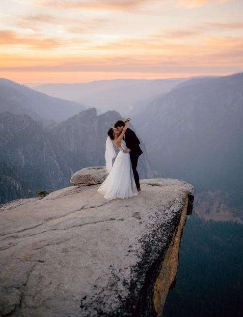 Jessica and Sam Jose married