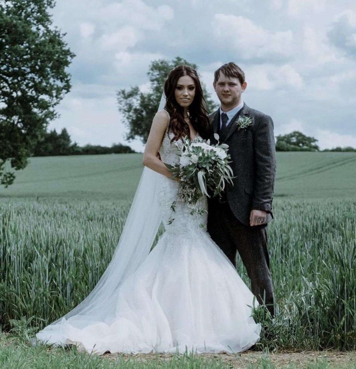 Lee Malia with his wife Deni Malia