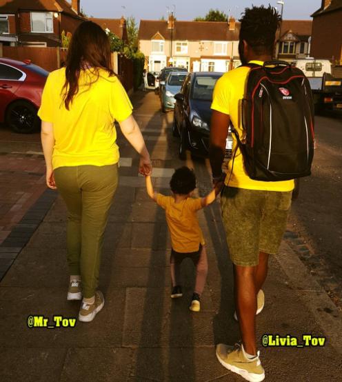 Mr. Tov Family