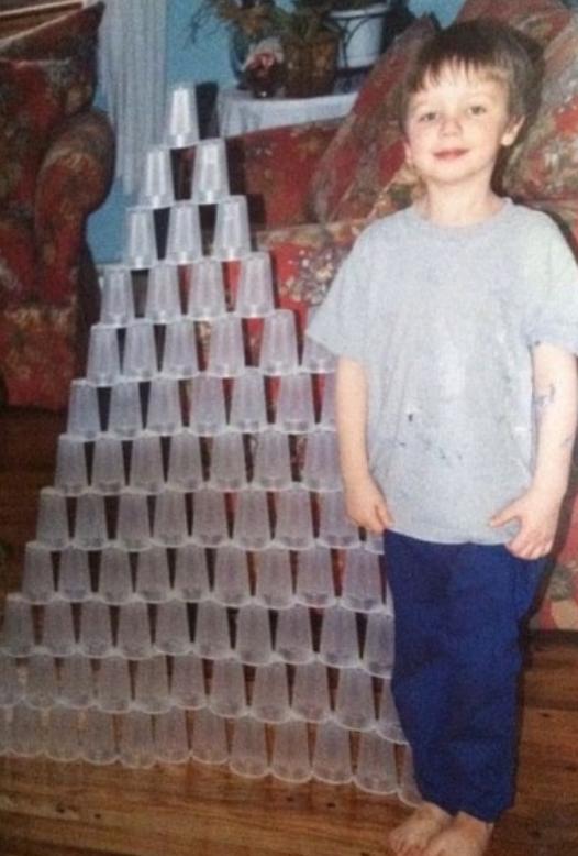 Karl Jacobs Childhood Image