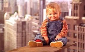 Adam Robert Worton Baby Picture
