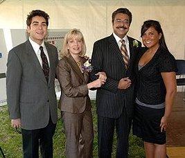Ann Carlson family