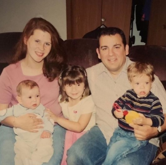 Carmen Matarazzo family