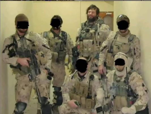 Devon Larratt During Army Days