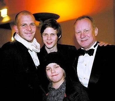 Family of My Skarsgard