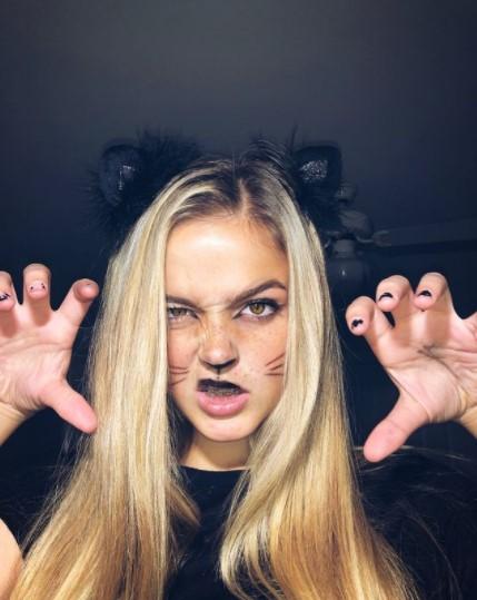 Kayla Patterson makeup