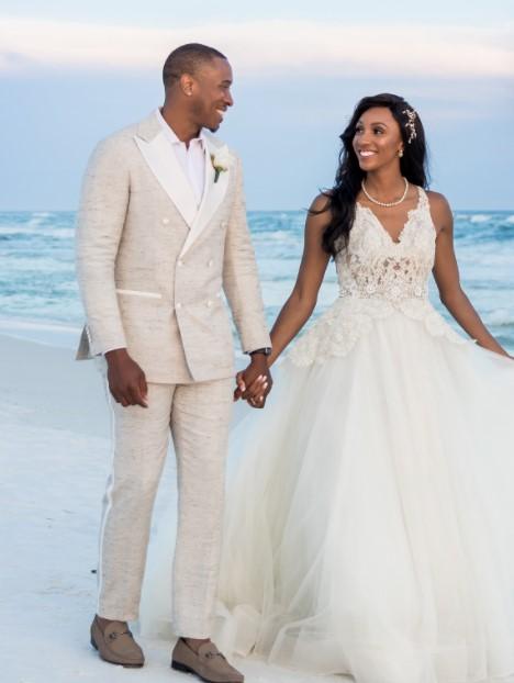 Maria Taylor Wedding