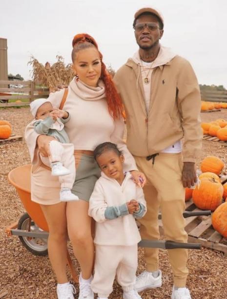 Nova Whitfield Family