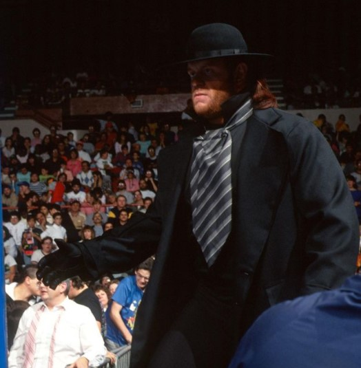 The UnderTaker at early times