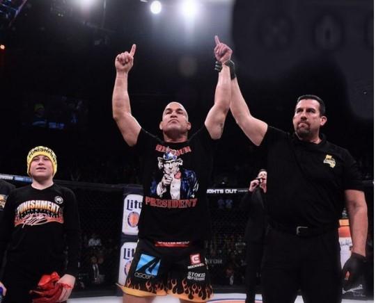 Tito Ortiz fight