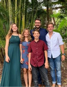 Peyton fCoffee's Family