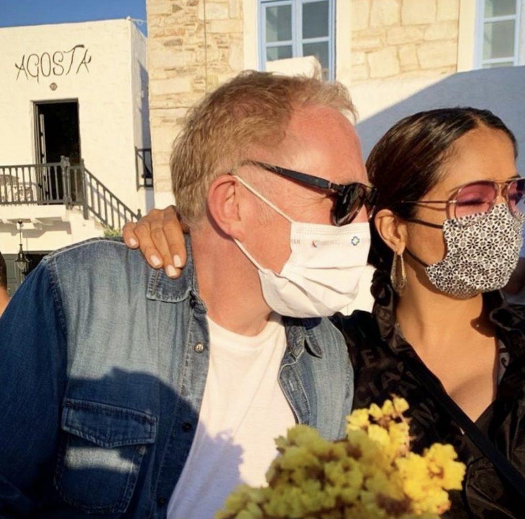 Salma and Francois