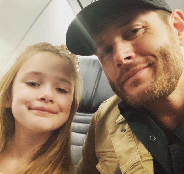 Jensen Ackles Family