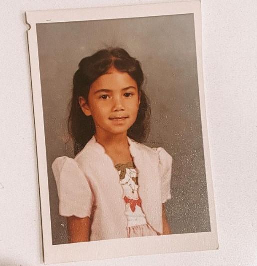 Nicole Scherzinger child