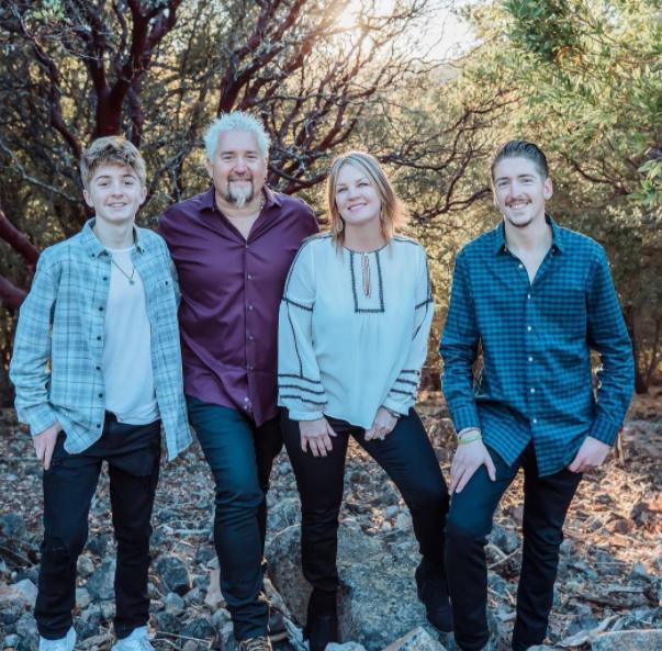 Ryder Fieri family