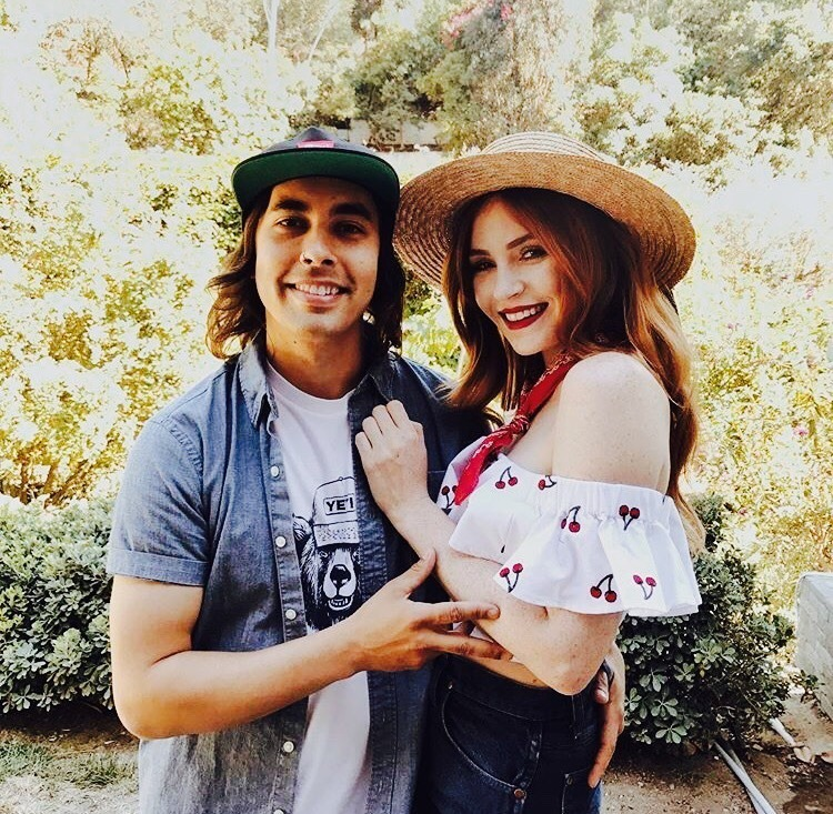 Vic and Danielle