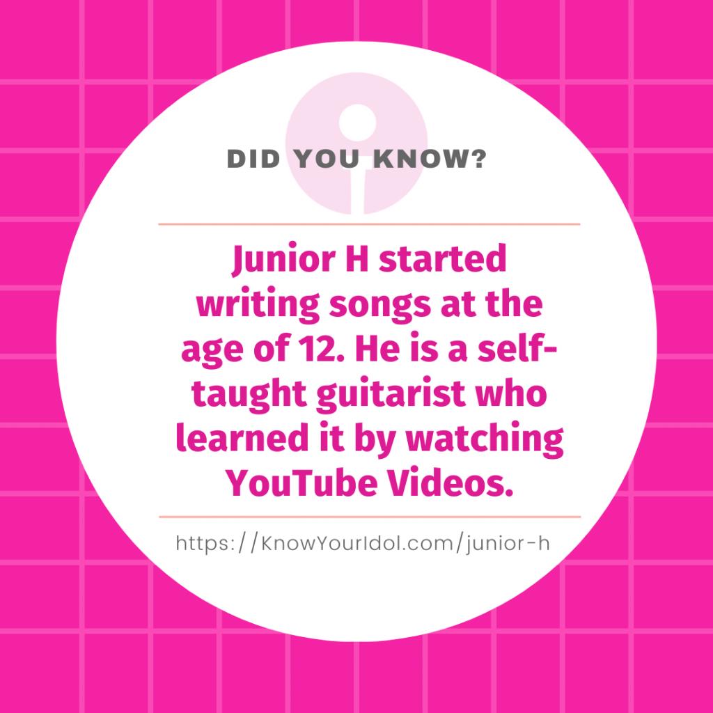 Junior H Facts