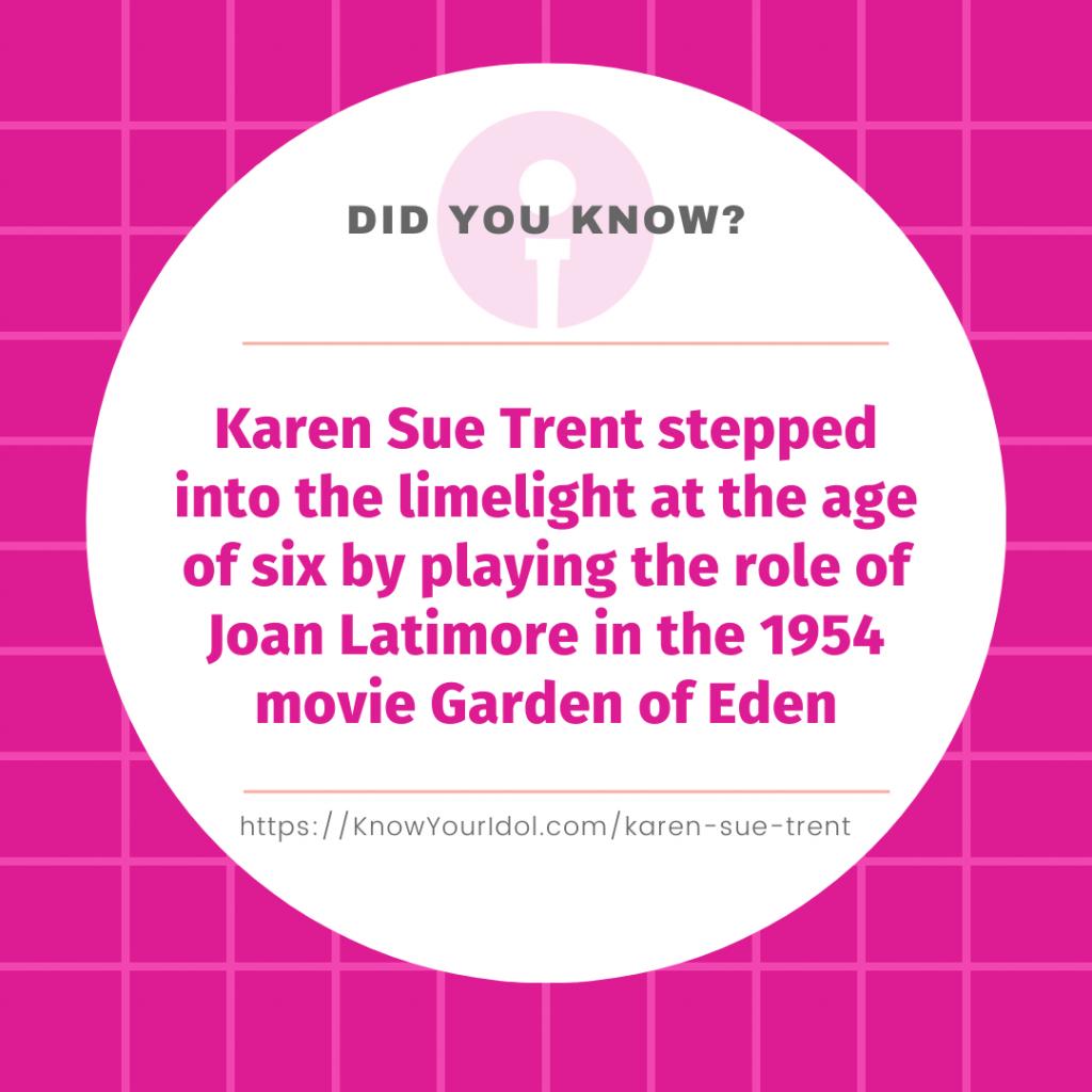 Karen Sue Trent Facts