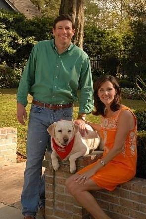 Todd Graves and Wife Gwen Graves